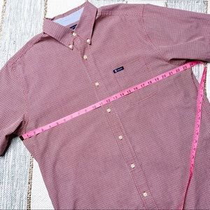Chaps Shirts - Chaps Classic Button Down Short Sleeve Shirt Large